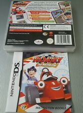 ROARY THE RACING CAR NINTENDO DS KIDS GAME