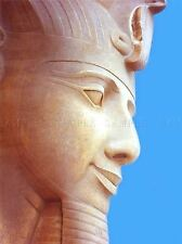 CULTURAL PHOTO ANCIENT STATUE PHARAOH EGYPT POSTER ART PRINT HOME PICTURE BB858A