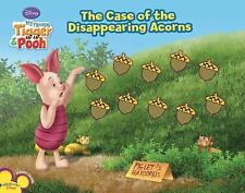 The My Friends Tigger and Pooh: Case of the Disappearing Acorns, Disney Book Gro
