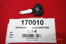 Schlüsselrohling FERRARI 355 575 456 550 - blank key - ET Nr 170010