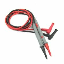 New High Quality 1Pcs Set Universal Digital Multimeter Test Lead Probe Wire For