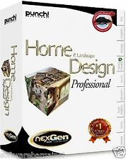 PUNCH HOME AND LANDSCAPE DESIGN PROFESSIONAL BRAND NEW BOX.  FAST FREE SHIPPING!