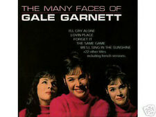 Gale GARNETT-The many faces of-LIMITED EDITION CD
