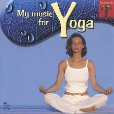FREE US SH (int'l sh=$0-$3) ~LikeNew CD Various Artists: My Music for Yoga