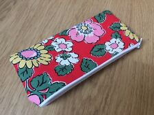 Cath Kidston Camden Rose Fabric - Handmade Pencil/Make-Up/Glasses Case