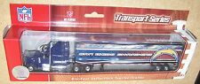 2007 San Diego Chargers tractor-trailer truck semi