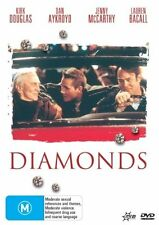 Diamonds (DVD, Region 4) Kirk Douglas - Brand New, Sealed