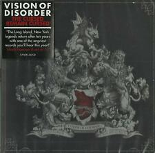 Vision of Disorder - The Cursed Remain Cursed (CD 2012) NEW / SEALED