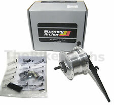 Sturmey Archer X-FDD Dynamo Generator Front 36h Hub 70mm Drum Brake 6v/3w ~ NEW