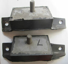 SUNBEAM TIGER LEFT RIGHT ENGINE MOUNT SET MADE IN USA FREE USA SHIPPING  NEW!