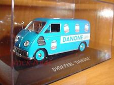 "DKW F89L 1:43 ""DANONE"" DECORATION MINT!!!"