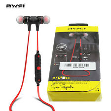 Awei Sport Wireless Bluetooth Headset Bass Stereo Headphone For iPhone 7/7 Plus