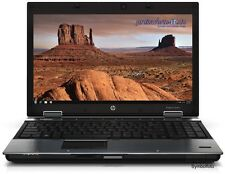 HP EliteBook 8540w - Core I7-Q720 4 x 1,6GHz - 8GB - 250GB - nVidia -  Windows 7