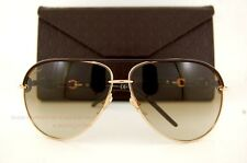 Brand New GUCCI Sunglasses 4225/S WPU CC COCOA/GOLD 100% Authentic