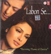 LABON SE... BURNING FLAME OF DESIRE - BRAND NEW SOUND TRACK CD - FREE UK POST