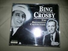 BING CROSBY THE DEFINITIVE COLLECTION  2 CD SET