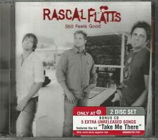 Rascal Flatts Still Feels Good +5 Track Bonus CD