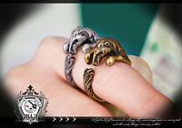 Lolita Fairy Lemony Snicket's Unfortunate Events adjustable seahorse magic ring