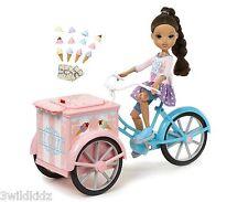 Moxie Girlz Ice Cream Bike with Sophina Doll - Holiday Gift