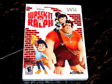 Wreck-It Ralph  (Wii, 2012)  ***Complete***  FREE SHIPPING!!