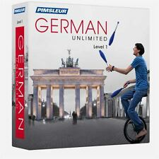 Pimsleur German Unlimited 1 : Experience the Method That Changed Language...