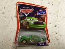 Disney Pixar Cars Chick SUPERCHARGED **GENUINE*SEALED** P142-B61