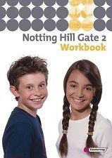 Notting Hill Gate 2. Workbook von Christoph Edelhoff (2008, Geheftet)