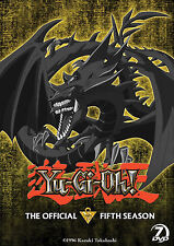 Yu-Gi-Oh!: The Official Fifth Season (DVD, 2014, 7-Disc Set)