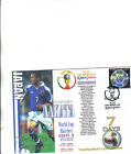 2002 world cup cover featuring japan group matches and hidetoshi nakata