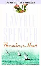November of the Heart LaVyrle Spencer Mass Market Paperback