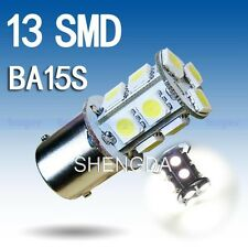 2pcs 1156 BA15S 13 SMD White LED Bulb Lamp p21w R5W U.K. Stock