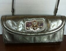 Pre-Owned Kathy Van Zeeland Crossbody Bag/Wallet