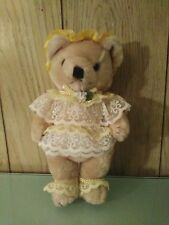 Teddy Bear with Handmade Outfit/Clothes PLEASE READ