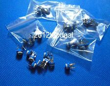 100pcs 10pcs each 10 value Variable Resistors Potentiometer Assorted Kit