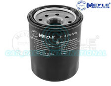 Meyle FILTRO OLIO, FILTRO Screw-on 31-14 322 0006