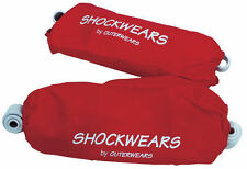 Outerwears - 30-1000-03 - Shockwears Shock Cover, Front/Red`