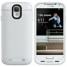 Samsung Galaxy S4 mophie juice pack Battery Case - (2,300mAh) - white