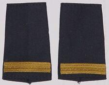 Dienstgradabzeichen Rangschlaufen, gestickt Leutnant zur See ........D7100