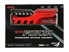 GEIL EVO FORZA DC 16GB (2 x 8GB) 288-Pin SDRAM DDR4 3000 PC4-24000 for Desktop