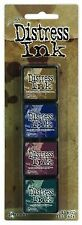 Tim Holtz MINI DISTRESS INK PADS SET 12 Ranger