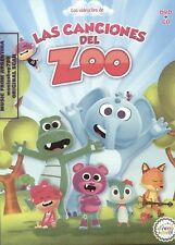 DVD + CD SET LOS VIDEOCLIPS DE LAS CANCIONES DEL ZOO NEW CHILDREN SONGS MUSIC