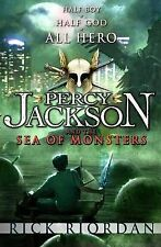 Rick Riordan Percy Jackson and the Sea of Monsters Very Good Book