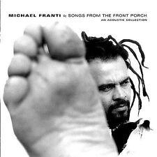 Songs from the Front Porch: An Acoustic Collection by Michael Franti (CD,...