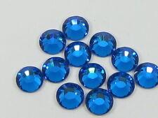 20ss CAPRI BLUE swarovski rhinestones 72pcs