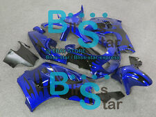 Blue Fairing Fit SUZUKI GSX-R600 GSX-R750 SRAD 97 98 1996-1999 035 A6