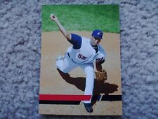 Fausto Carmona Indians 2008 Stadium Club RARE NO FOIL NO NAME 1/1 PROOF CARD #46