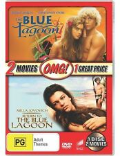 The Blue Lagoon / Return to the Blue Lagoon (OMG Pack) DVD NEW