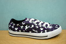 Ladies Converse Size 3.5 UK Mimi OX Animal Print Canvas Trainers Womens BNWB