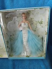 Barbie Doll * Oscar De La Renta With Shipper * NRFB