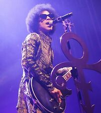 PRINCE * PURPLE RAIN * CONCERT MUSIC 8X10 GLOSSY PHOTO PICTURE PHOTOGRAPH